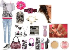 """""""Zebra"""" by music-is-my-therapy on Polyvore"""