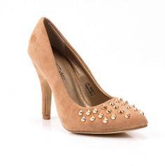 Chestnut color shoes