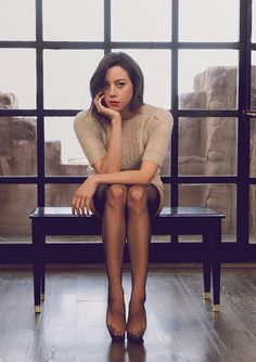 Aubrey Plaza, Young Hollywood