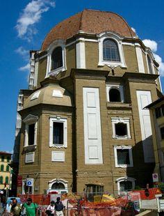 La cappella dei Principi in Firenze