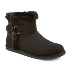 Women's Marge Shearling Style Boots Mossimo Supply Co. -