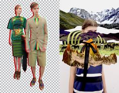 Prada Fantasy Lookbook Spring 2011