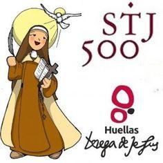 500 Years of St. Teresa de Avila Birthday (Spain)