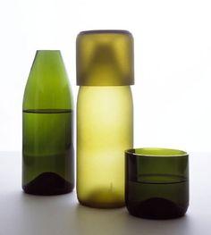 Transglass Lidded Carafes