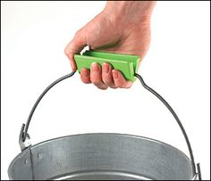 Handle Helper - Great to use if you use any of the Bucket Boss tool organizers