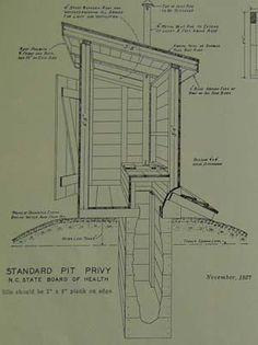 Outhouse design