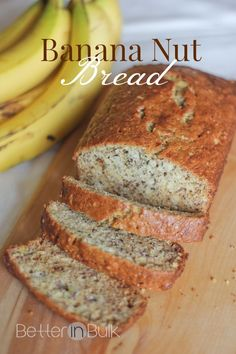 I've been making banana bread for years, but until I discovered this SECRET to making the most delicious banana bread did I finally love it! This is a great, classic banana nut bread recipe!