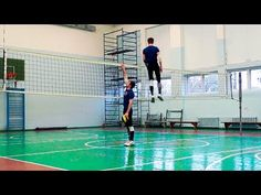 TOP » 20 Exercises To Help You Jump Higher | Volleyball Jump Training 2018 (HD) - YouTube Beach Volleyball, Volleyball Serve, Volleyball Training, Volleyball Workouts, Coaching Volleyball, Jump Higher Workout, Vertical Jump Workout, Vertical Jump Training, Basketball