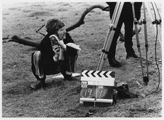 Jane Bown and The Beatles: John Lennon of The Beatles in Knole Park filming The Magical Mystery Tour