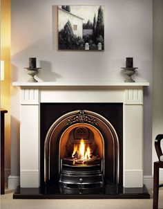 http://www.sootyandsweeps.co.uk We provide a large reange of Gas and Open fires as well as wood burning stoves and gas stoves and stone fireplaces in to your home in London