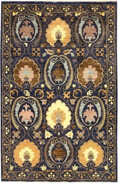 Floral Area Rugs, Floral Rug, Floral Design, Persian Carpet, Persian Rug, Discount Area Rugs, Area Rugs For Sale, Oriental Design, Living Room Carpet