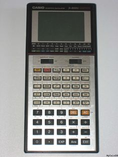 Calculadora Casio Fc Financial Consultant  Gadgets