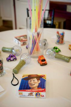Include glow sticks, colouring in pencils and books, torches, toy cars, books Kids Table Wedding, Wedding With Kids, Wedding Reception, Our Wedding, Dream Wedding, Inspiration For Kids, Wedding Inspiration, Wedding Ideas, Kids Wedding Activities