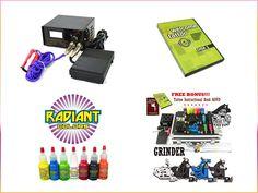 Best Tattoo Kits, Tattoo Kits For Sale, Tattoo Machines For Sale, Best Tattoo Machines, Tattoo Supply Store, Tattoo Power Supply, Coil Tattoo Machine, Rotary Tattoo Machine, Tattoo Needles And Ink