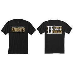 UCF We Own The Field Tee @ Gray's College Bookstore