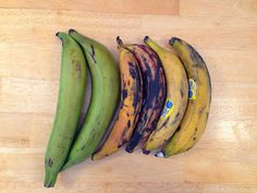 How to fry plantains ! Yummy Carribean cuisine.