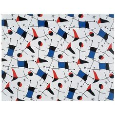 -03 Dancing People, Joan Miro 1956