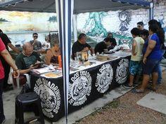 Clube dos Quadrinheiros de Manaus: CQM no Crossover Party