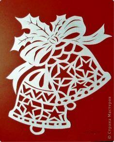 Идеи для новогоднего вырезания (шаблоны). Обсуждение на LiveInternet - Российский Сервис Онлайн-Дневников