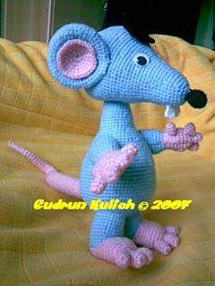 Mr. Ratman - Pattern