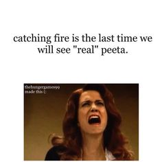 """Don't even don't even I can't handle the feels right now ohmygosh I can't I can't. I think this all the time and then I'm like """":-) it's okay I can just go read catching fire again and he'll be back to normal"""""""