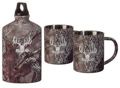 RedHead TrueTimber Stainless Steel Mug and Flask Gift Pack | Bass Pro Shops: The Best Hunting, Fishing, Camping & Outdoor Gear