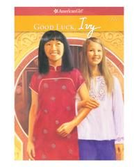 An American Girl doll book with the theme of gymnastics... Perfect.  Love AM doll books and the moral character they teach