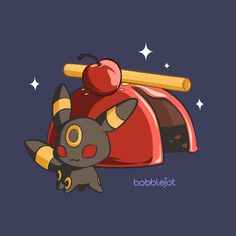 Umbreon Mousse Dome