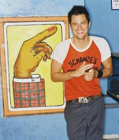 johnny knoxville (best smile ever)