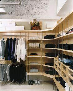 mens closet2 Sharing Luxury Organizing Secrets with Celebrity Organizer, Melanie Fascitelli