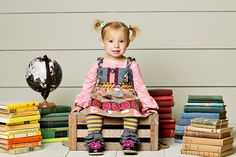 matilda jane clothing | Paint by Numbers, a Matilda Jane Clothing Fall 2013 Review » Amy True ...