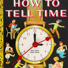 6 of 20  DIY: Book Clock    Turn an old children's book into a clock. Make a classic come to life by drilling through both the front and back covers. Prop on a shelf, or add a picture hanger to the back with superglue.  countryliving.co