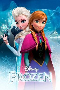 This Disney Frozen Fever Sisters Poster is a must for fans of the Frozen films. Featuring Elsa and Anna, this versatile and affordable poster delivers sharp, clean images and a high degree of color… Anna Frozen, Anna E Elsa, Frozen Movie, Frozen 2013, Queen Elsa, Olaf Frozen, Frozen Party, Frozen Birthday, Birthday Cake