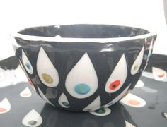 Rain Cup in slate grey  Made to order by CeramicaBotanica on Etsy, $25.00