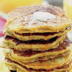Piglet's Oatmeal Pancakes