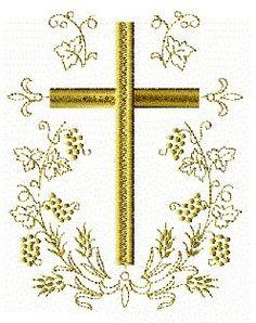 los más hermosos bordados católicos - Buscar con Google