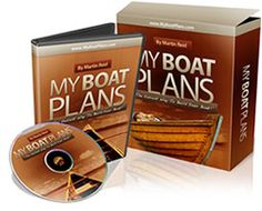 518 Best Boat PLANS For Easy Boat-Building Of Wooden Boats!