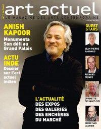 Art Actuel #74 : Anish Kapoor : son défi au Grand Palais