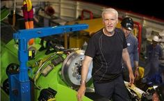 James Cameron se met en danger dans «DeepSea Challenge 3D, l'aventure d'une vie»