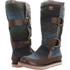 Sorel Chipahko Blanket boots--zappos.com
