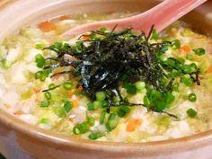 ✿キャベツと豆腐の優しい雑炊✿(おじや)の画像