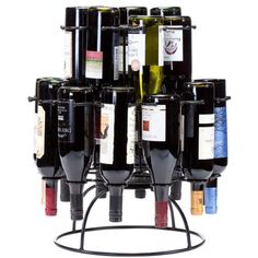 Oenophilia Revolution Wine Carousel - 19 Bottle ** Click image for more details. (Amazon affiliate link)