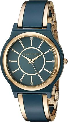 Anne Klein Women's Quartz Resin Dress Watch, Color:Blue (Model: ** You can find more details by visiting the image link. - watches for men online sale, watches for men on sale online, antique watches *ad Trendy Watches, Cute Watches, Elegant Watches, Beautiful Watches, Watches For Men, Wrist Watches, Luxury Watches, Rolex Watches, Patek Philippe
