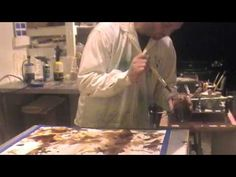 ▶ WAX Twist encaustic and paper.m4v - YouTube