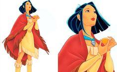 As princesas da Disney usando as principais tendências de beleza - Beleza - CAPRICHO