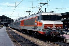 Trains d'hier - 6 Le Mistral, Le Capitole, Le Cisalpin - Sybic-passion - AllMyBlog