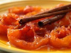 Moroccan sweet tomato salad