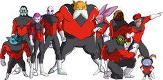 The Pride Troopers PNG by DavidBksAndrade on DeviantArt Dragon Ball Z, Dragon Ball Image, Goku Manga, Dbz Characters, Itachi Uchiha, Manga Games, Animation Film, Akira, Mc 12