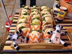 Vol sandwiches