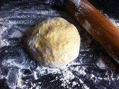 La pâte à nouilles maison au Thermomix, rien de plus facile comme pâte.